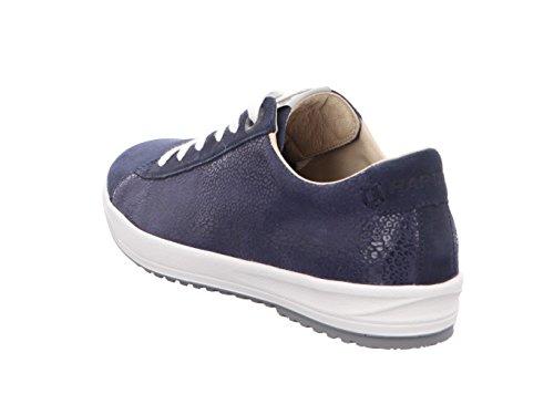 stringate Blau Hartjes 25 donna 46362 25 blu Scarpe azurblau azurblau q44FRH