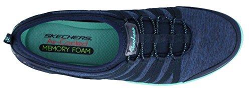 Skechers GratisShake-It-Off - Zapatillas Mujer Shake It Off/Navy/Green