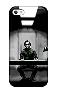 Awesome Case Cover/iphone 5/5s Defender Case Cover(the Joker - The Dark Knight)