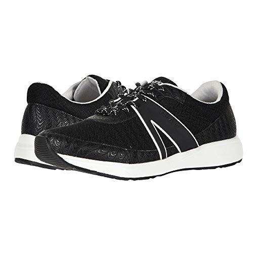 TRAQ BY ALEGRIA Womens Qarma Walking Shoe, Paths Black, Size 36 EU (6-6.5 M US Women)