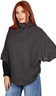 Bobois Sueter Mujer Ensamble Casual Cardigan Moda Tejido Sweater