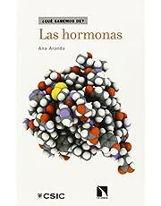 Las hormonas (QUE SABEMOS DE?)