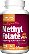 Jarrow Formulas Methyl Folate 5-MTHF