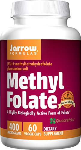 Jarrowmulas Methyl Folate 5-MTHF
