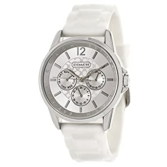 Coach Damen CLSIS Analog Casual Quartz Reloj NWT 14501879