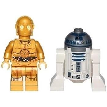 R2d2 And C3po Lego Amazon.com: LEGO Star ...
