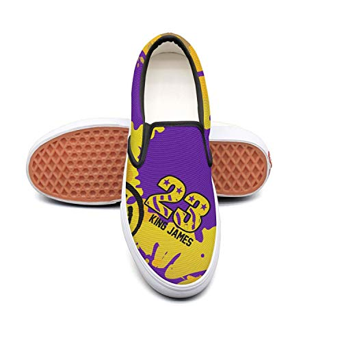 Sernfinjdr Women's Grunge Smile Smile Grunge face of Basketball Fashion Casual Canvas Slip on Shoes Stylish Golf Sneakers B07H5JC6FG Shoes 8f91a7