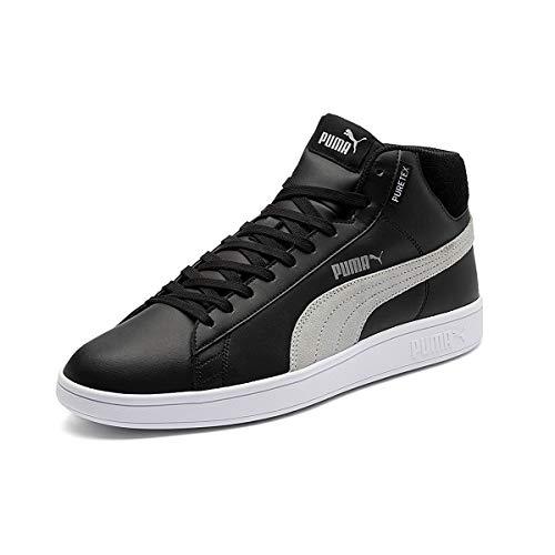 Mid 01 367853 Smash Black Sneaker Puma Unisex PureTEX v2 qxwFnPxHfS