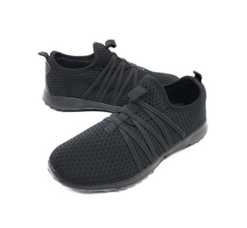 Blue Berry EASY21 Women Casual Fashion Sneakers Breathable Athletic Sports Shoes,All (01 Berry)