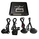 Weivision Super Hd 1080P Car 360 Degree Bird View Surround System DVR Record Backup Camera Parking Monitoring with Sony Sensor