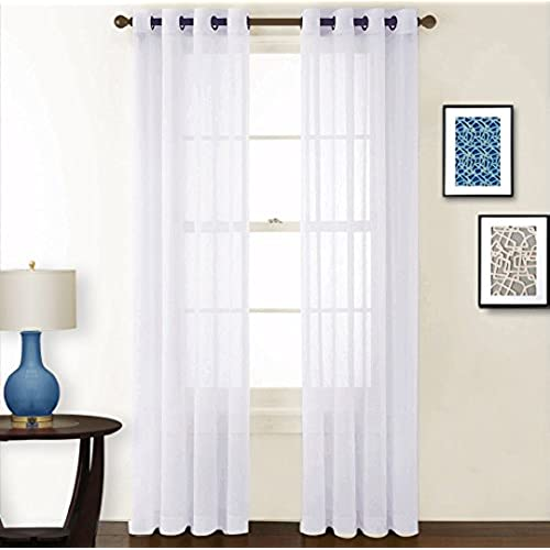 Bedroom Curtains On Amazon Small Bedroom Ideas Nyc Chalkboard Art Bedroom Bedroom Sets For Girls: Sheer Curtains For Bedroom: Amazon.com