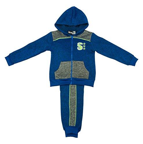 Slam Pro Athlete Fleece Clothing Set For Big & Little Boys & Toddlers (Slam Pant)