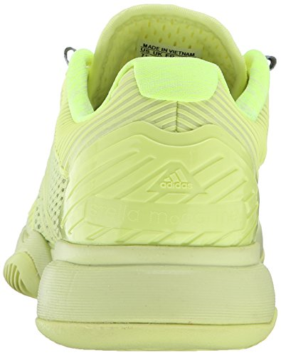 finishline sale online adidas Performance Women's ASMC Barricade 2015 Tennis Shoe Light Yellow/Light Yellow/Glacial cheap sale official site collections cheap price free shipping fast delivery fashion Style BrGqTp