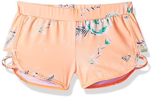 Roxy Big Darling Girl Boardshort, Souffle Flowers in The air Southwest, 8/S