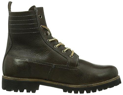Blackstone CUOIO SHEEPSKIN Biker Damen IL62 Boots Y7Ywqr1A