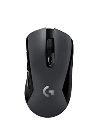 ddd861fbee2 Logitech G603 Wireless Gaming Mouse with HERO optical sensor (12.000 DPI)