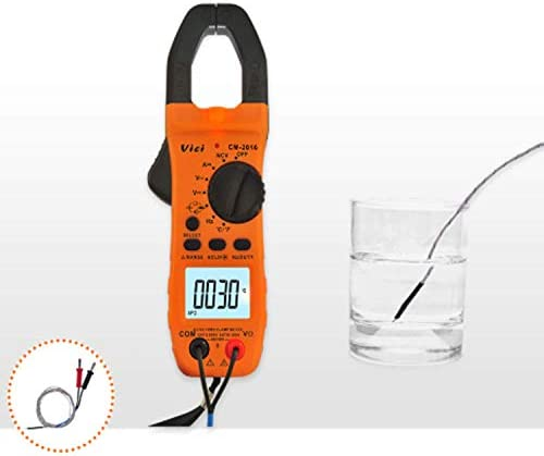 ZYL-YL CM-2016 DC Clamp Meter Digital Multimeter Tester with High Precision Multimeter Digital Tester Multifunctional