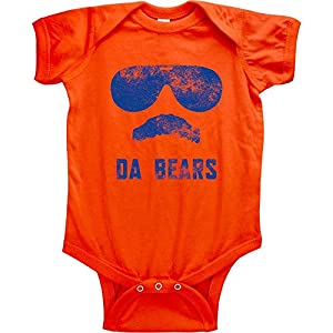 Vintage Da Bears Ditka Funny Joke Infant Bodysuit