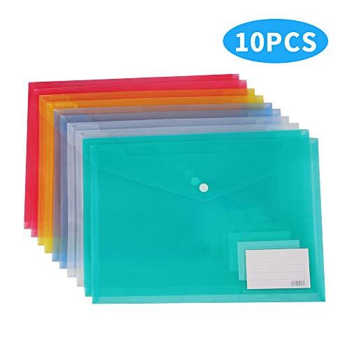 Highest Rated Filing Envelopes
