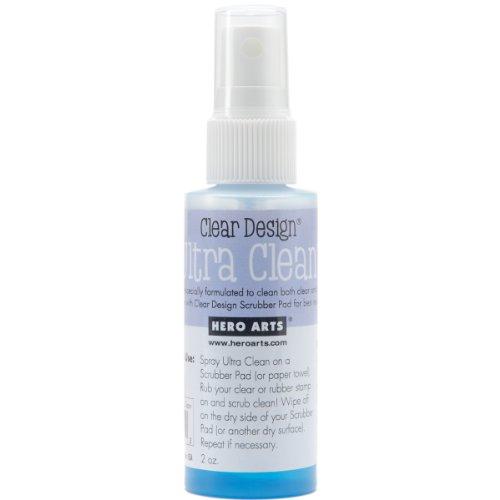 Hero Scrapbooking - Ultra Clean Spray, 2oz.