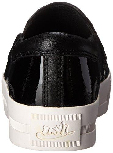 Sneaker Fashion Black Marmellata Di Frassino Nero / Nero