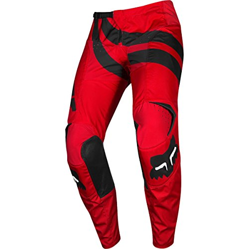Fox Racing 180 Cota Youth Off-Road Motorcycle Pants - Red / 22 by Fox Racing