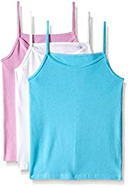 Fruit of the Loom Big Girls' Assorted Cami (Pack o