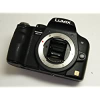 Panasonic DMC-L10 10.1MP Digital SLR Camera (Body Only) (International Model) No Warranty