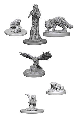 Pathfinder Battles Deep Cuts Miniatures Bundle: Familiars ()