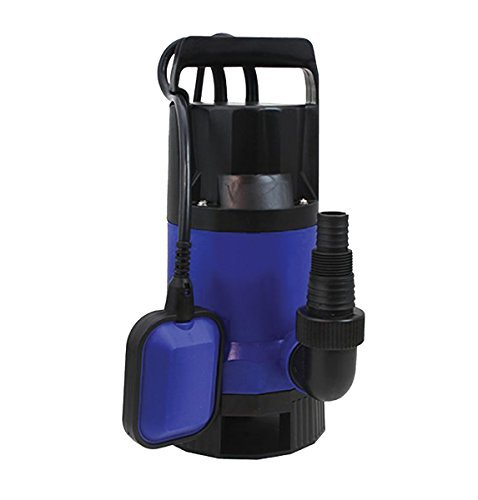 SumpMarine SM10102 1/2HP Clean/ Dirty Water Submersible Pump ()