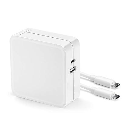 Amazon.com: 61 W 45 W 29 W USB-C adaptador de alimentación ...