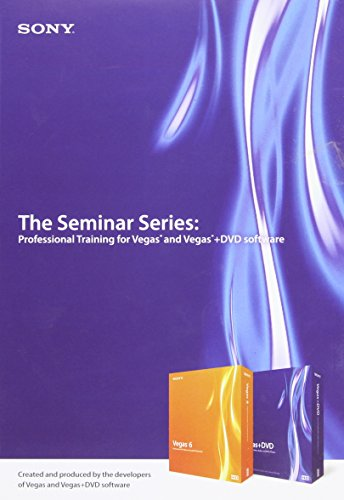 (Seminar Series - Professional Training for Vegas 6 Software)