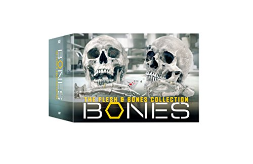 : Bones: The Flesh & Bones Complete Collection - Seasons 1-12