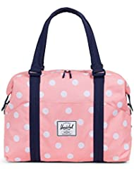 Herschel Supply Co. Strand Sprout, Peach Polka Dot/Peacoat