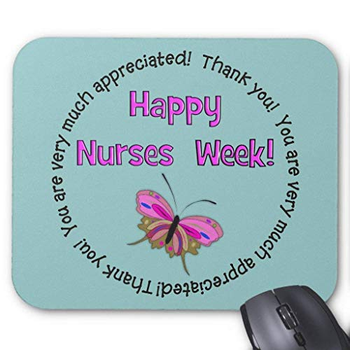 Happy Nurses Week Mouse Pad