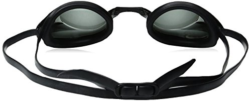 Speedo Unisex Vanquisher Optical Goggle Black/Smoke 3.5