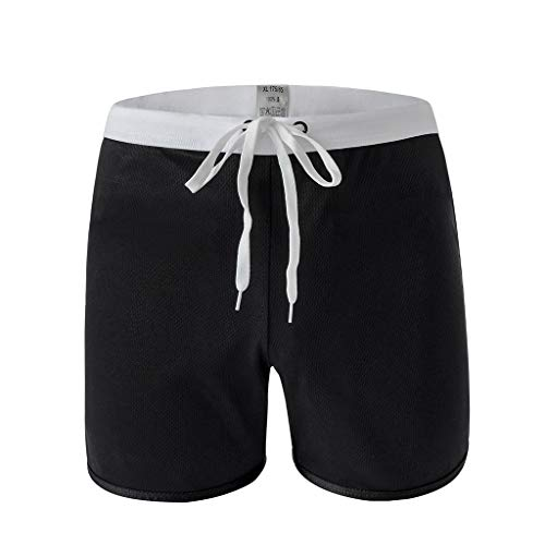 JustWin Soft Briefs Underpants Knickers Sexy Underwear Comfortable Casual Summer Pant ()