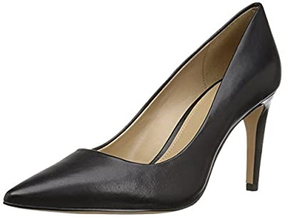 Amazon Brand - The Fix Women's Jennings Banana Heel Dress Pump