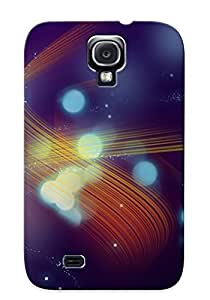 Forever Collectibles Sparkling Curves Hard Snap-on Galaxy S4 Case With Design Made As Christmas's Gift