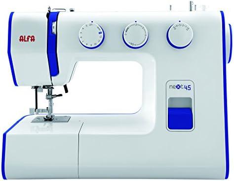 Alfa Maquina de Coser Next45, Azul: Amazon.es: Hogar