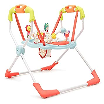 Hopser con play center y música Baby Jumper Activity Center Factor ...