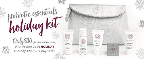 BeBella Probiotic Essentials Holiday Kit