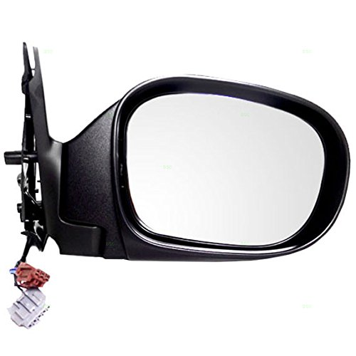 Passengers Power Side View Mirror Heated Textured Replacement for Nissan SUV 963012W860 AutoAndArt