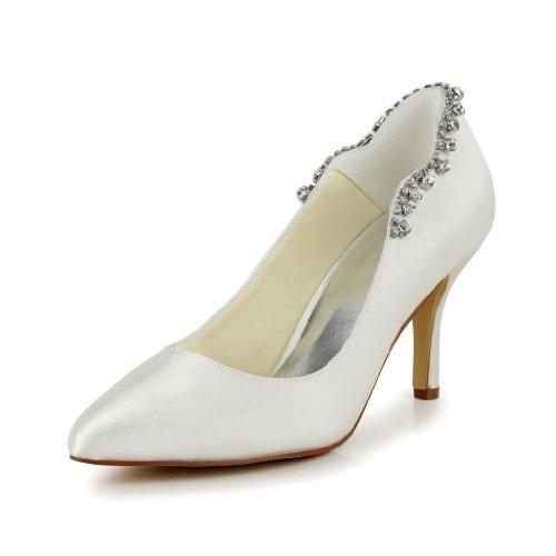 Wedding 8390b3a Jia Tacco Col Beige Donna Scarpe Sposa 6Ax5x1w
