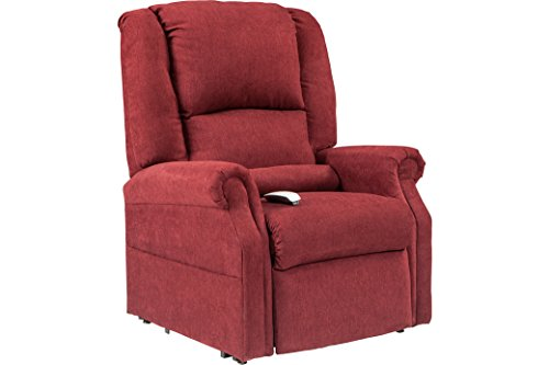 NM-101 Windermere Mega Motion Ultimate Power Lift Recliner Infinite Position Lay Flat And Zero Gravity Recliner. Duo Motors. Control Foot Rest & Back Separately. Ext Length. 77