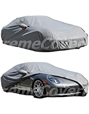 Custom FIT Car Cover for 2011 2012 2013 2014 2015 2016 2017 2018 Porsche 911 991 Carrera XTREMECOVERPRO PRO Series Grey
