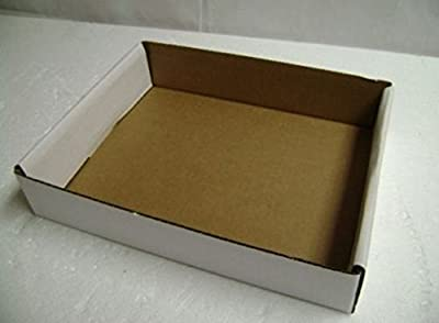 """12"""" or Lp Record Album Storage Box & Removable Lid - Fits up to 70 Vinyl Records"""