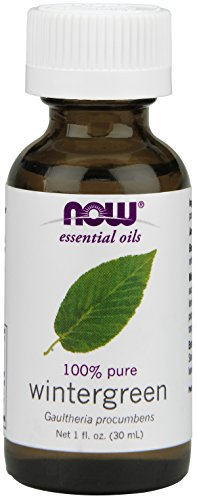 Now Foods Wintergreen Oil, 1 Ounce (Now Foods Wintergreen Oil compare prices)