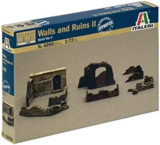 Italeri Walls And Ruins  1//72 6090