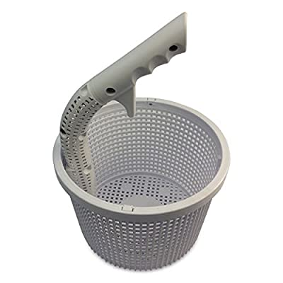 Custom Molded Products CMP Vented Handle FlowSkim Skimmer Basket 27182-300 by Custom Molded Products